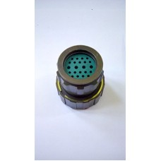 MILITARY CONNECTOR SOCKET FEMALE 22 PIN.